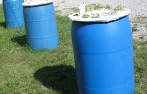 Vídeo   Cómo construir un jardín de macetas auto-riego en un barril