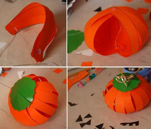 como-hacer-calabazas-de-halloween-manualidades-2014-hacer-una-calabaza-con-cartulina-paso-2
