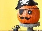 Cómo hacer calabazas de Halloween – Manualidades 2014