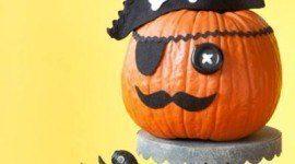 Cómo hacer calabazas de Halloween – Manualidades 2017
