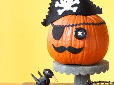 Cómo hacer calabazas de Halloween - Manualidades 2017