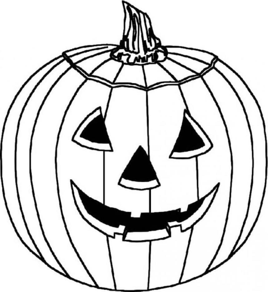 Free calabaza feliz coloring pages - Calabazas halloween para imprimir ...