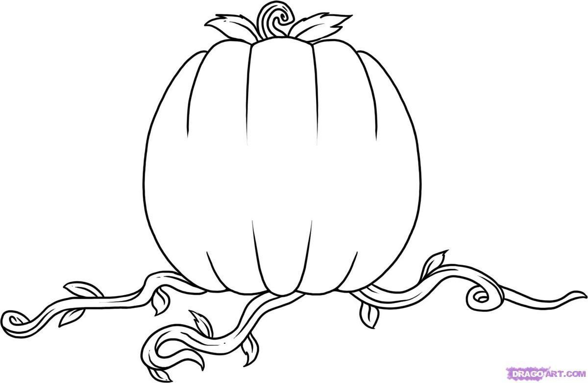 Dibujos de calabazas halloween