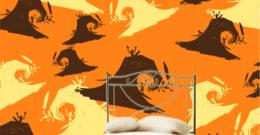 Murales de halloween 2017
