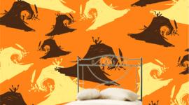 Murales de halloween 2018