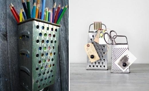 14 formas curiosas de reciclar cosas viejas en casa for Reciclar cosas para decorar