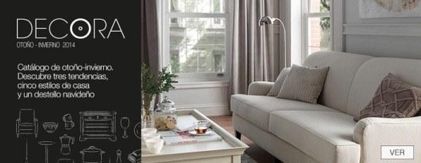 Catálogo de muebles El Corte Inglés 2015 - EspacioHogar.com