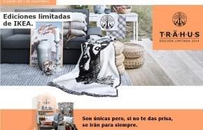 Edición limitada de Ikea Trähus a partir del 1 de noviembre