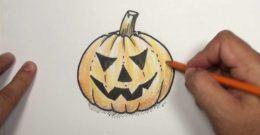 Decoracion Halloween 2017 | Dibujos para colorear