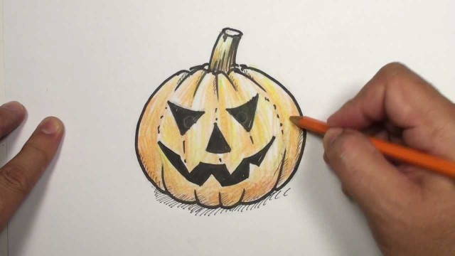 Decoracion Halloween 2019 | Dibujos para colorear