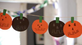Decoracion Halloween | guirnaldas