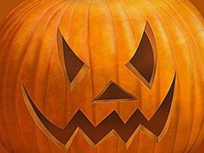 Dibujos para colorear de calabazas de Halloween 2017