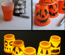 Faroles para decorar la casa en Halloween 2018