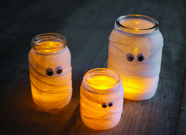 Faroles para decorar la casa en Halloween 2019