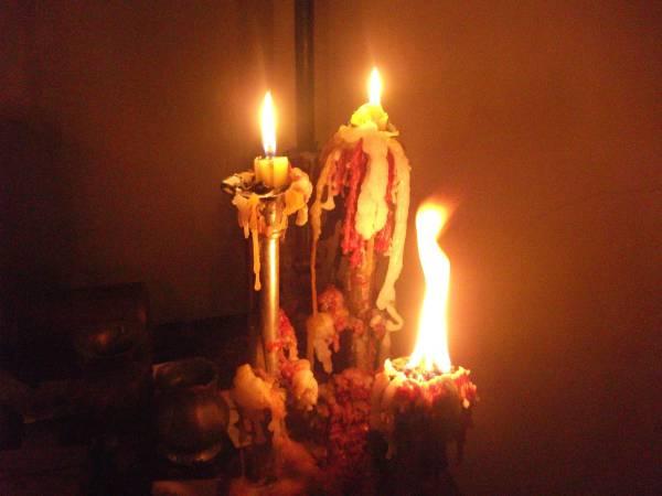 velas halloween 2015