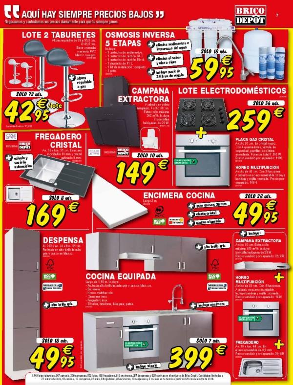 06-Brico-depot-catalogo-diciembre-2014-cocina