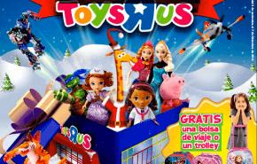 Catálogo de Juguetes Toys R Us Navidad 2014