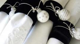 Bricolaje para navidad   servilletero