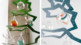 Árbol de navidad | moderno y minimalista