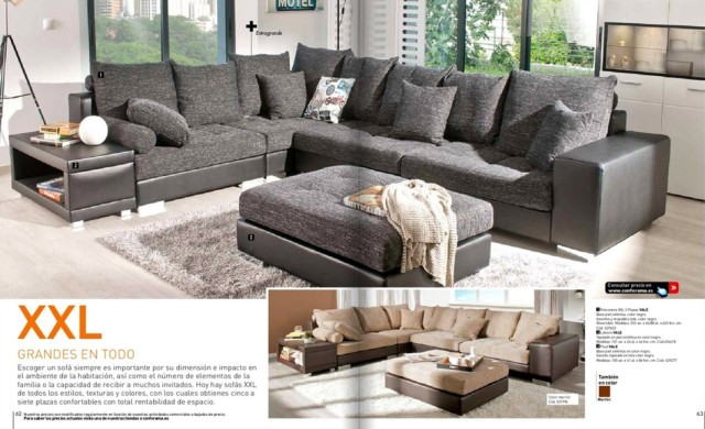 Catalogo conforama navidad 2019 for Sofas conforama catalogo
