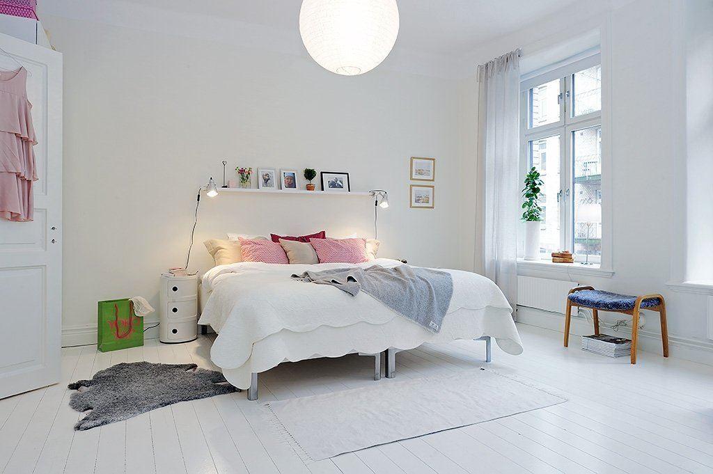 Colocar estanteria como cabecero - Como hacer cabeceros de cama ...