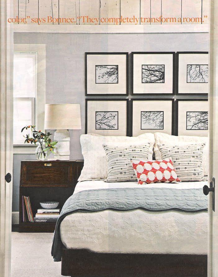 C mo hacer simples cabeceros para la cama - Cabeceros de cama manuales ...