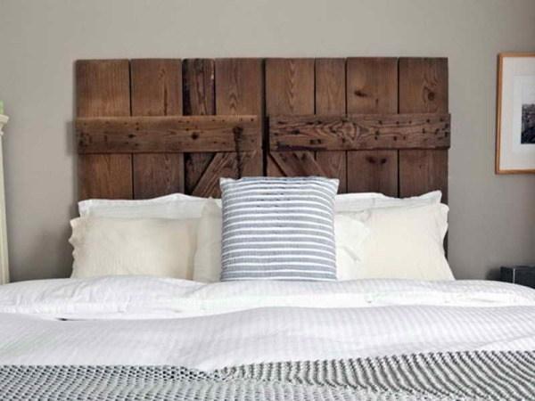 C mo hacer simples cabeceros para la cama - Hacer cama plegable pared ...