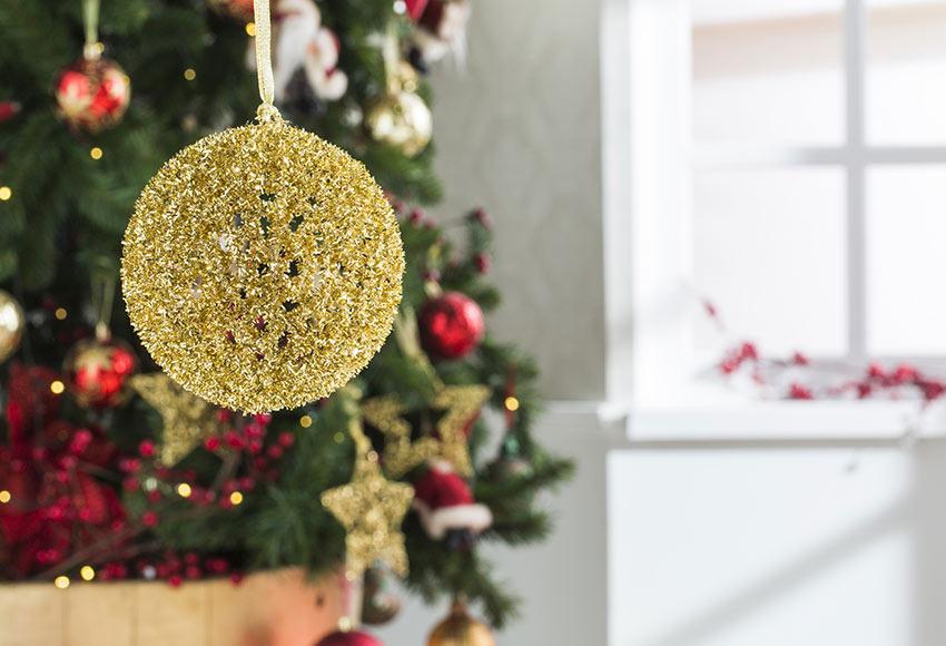 de fotos de decoracin de rboles de navidad modernos with arbol navidad dorado