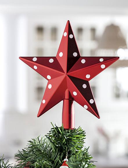 Decoration-trees-of-christmas-2015-star-red-termination-tree