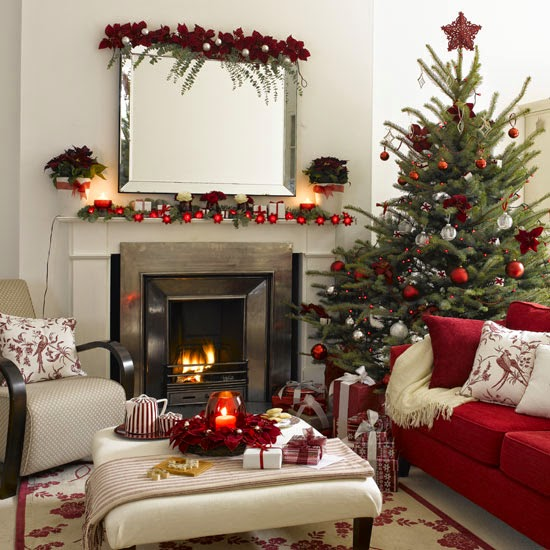 Decoration-christmas-rooms-decoration-photos-red-house