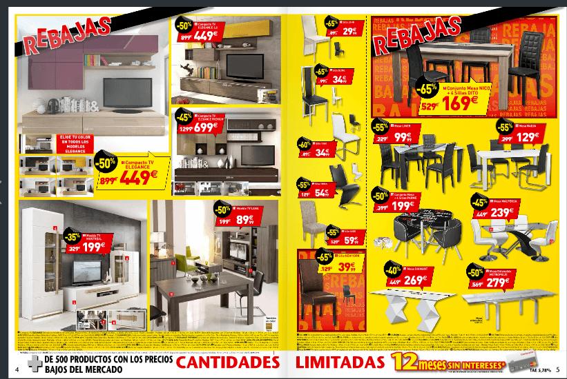 02 catalogo conforama enero 2015 salones - Conforama salones ...