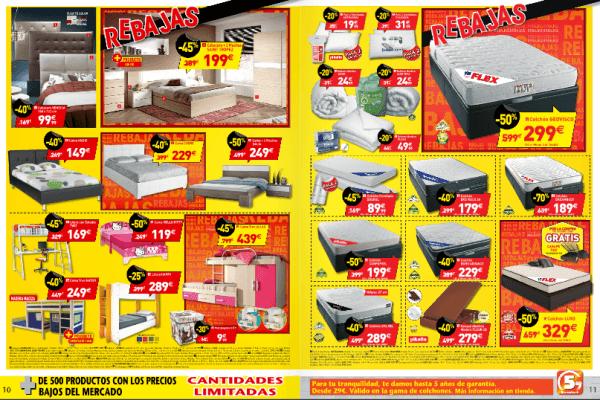 05 catalogo conforama enero 2015 camas for Cama canguro conforama