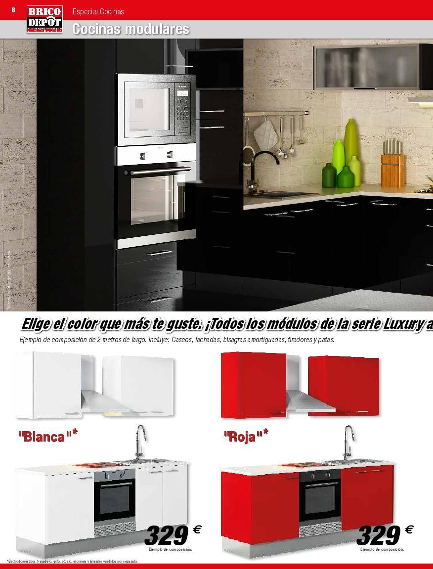 Cocinas brico depot - Cocinas brico depot 2017 ...