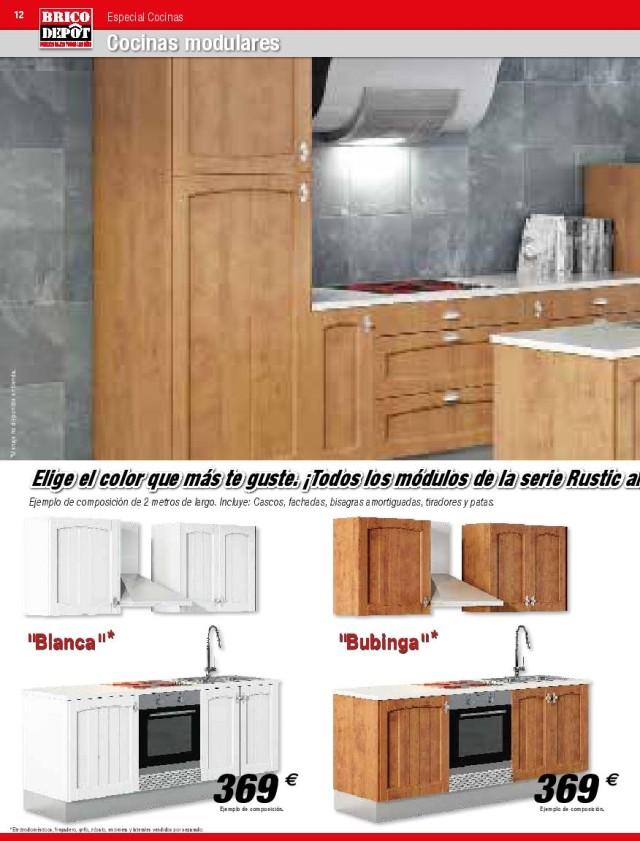Cocinas brico depot 2016 - Puertas de armarios de cocina en brico depot ...