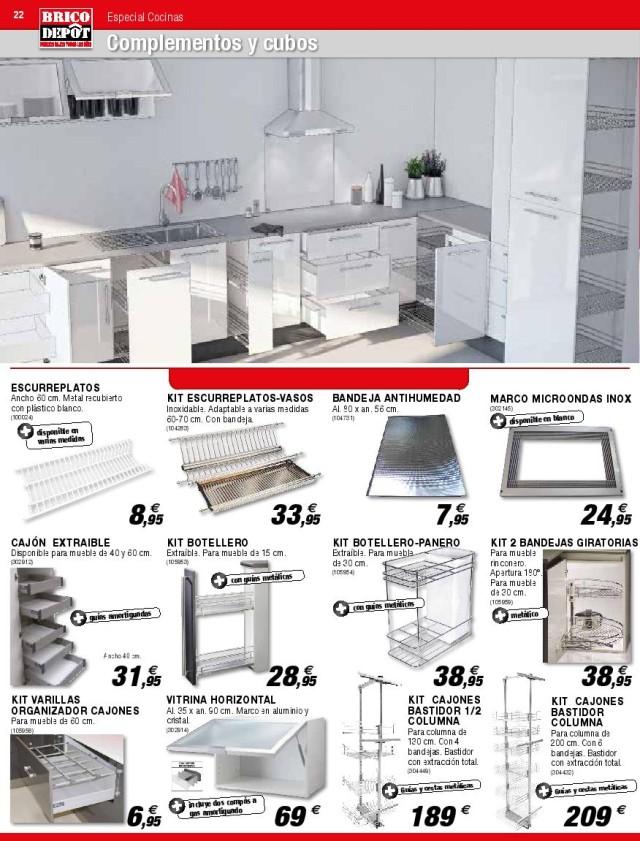 Emejing Muebles De Cocina Brico Depot Pictures - Casas: Ideas ...