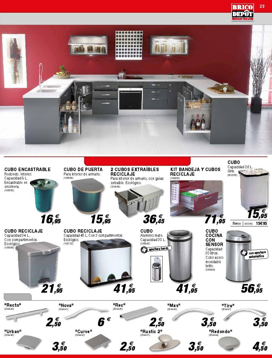 Tiradores De Cocina Brico Depot - Diseño Belle Maison - Firmix.net
