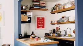 Más de 100 Fotos de Cocinas pequeñas modernas de 2018