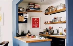 Más de 100 Fotos de Cocinas pequeñas modernas de 2017