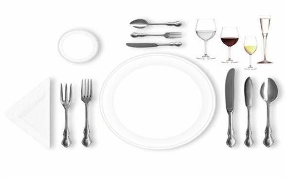 Organizar la mesa de navidad for Como se pone la mesa