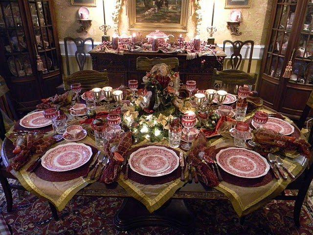 como-organizar-la-mesa-de-navidad-ideas-decoracion-mesa-redonda