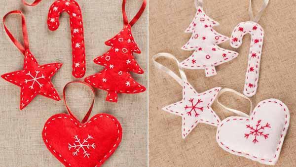 manualidades-de-navidad-en-fieltro-rojo-blanco