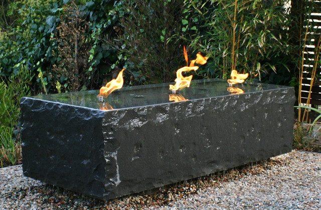 De 100 fotos de modelos de fuentes de jard n - Estanques pequenos de jardin ...