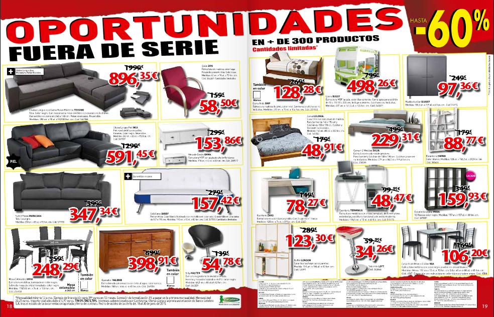 Oportunidades catalogo conforama junio 2015 - Rebajas conforama 2015 ...