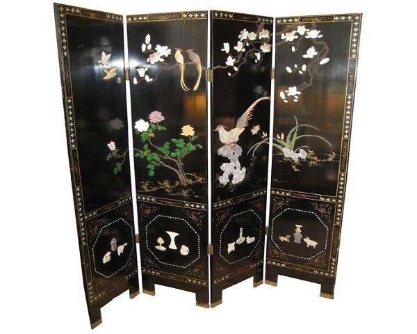Panel japonés biombo