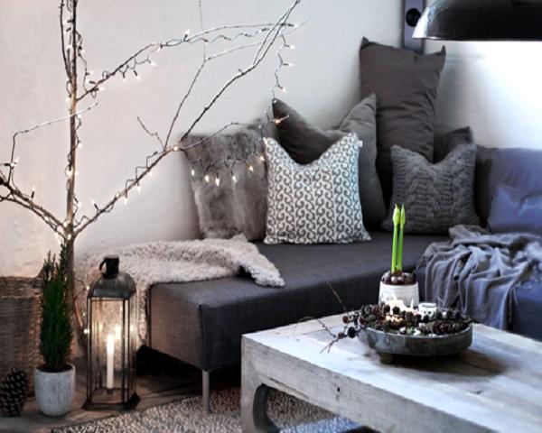 Salones pequenos sofa