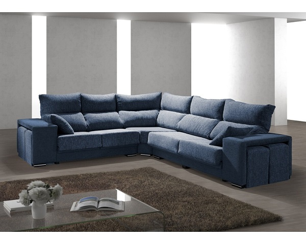 Sofa rinconera Boston Tuco
