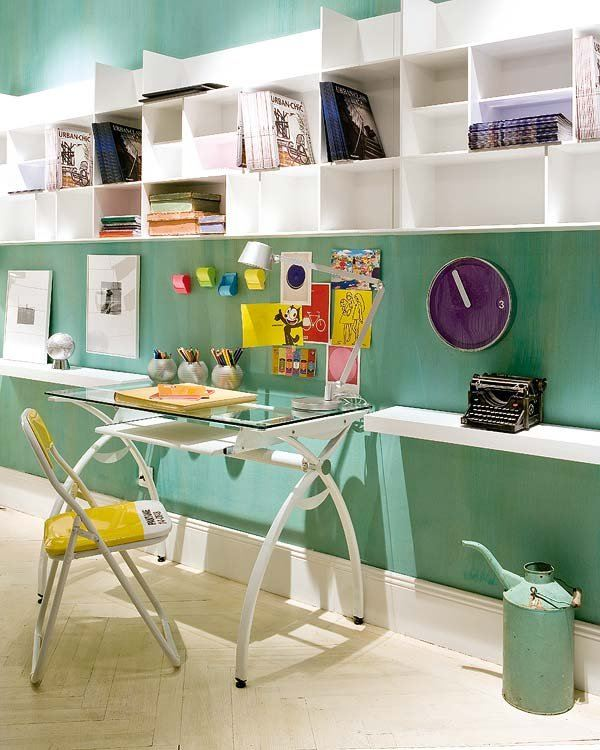Escritorios juveniles ideas modelo el corte ingles for Ideas para decorar escritorio