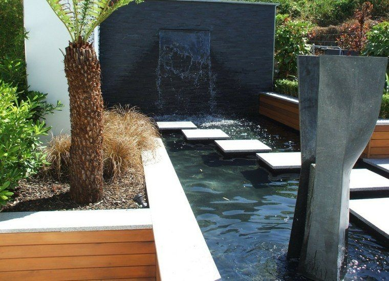 De 100 fotos de modelos de fuentes de jard n for Bomba para fuente de jardin