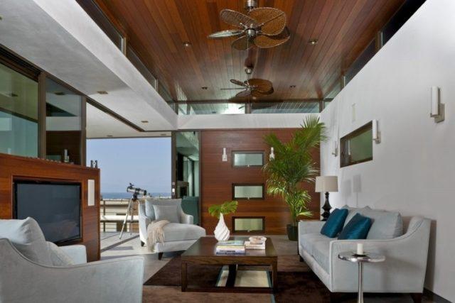 techos-de-madera-para-la-casa-bonito-salon-estilo-nautico