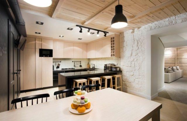 techos-de-madera-para-la-casa-diseño-cocina-rustica-madera